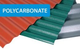 Tấm tốn sóng polycarbonate