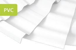 Tấm nhựa sóng PVC